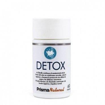 Prisma Natural Detox 60 Cápsulas