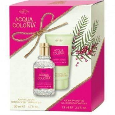 Nº 4711 Acqua Colonia Pink Pepper & Grapefruit 50 Ml + Aroma Shower Gel 75 Ml