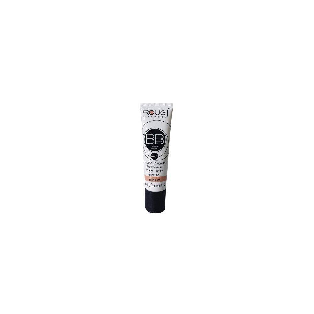 Rougj Blemish Balm Cream Medium SPF30 25 Ml