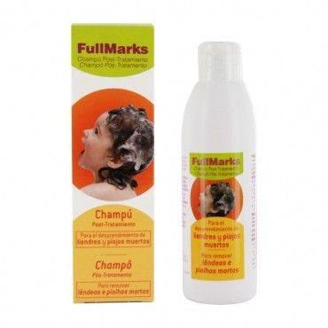 Fullmarks Champú Post-Tratamiento Pediculicida 150 Ml