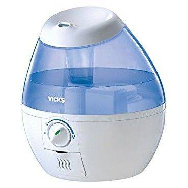 Vicks Humidificador Mini Coolmist ultrasónico Vul520