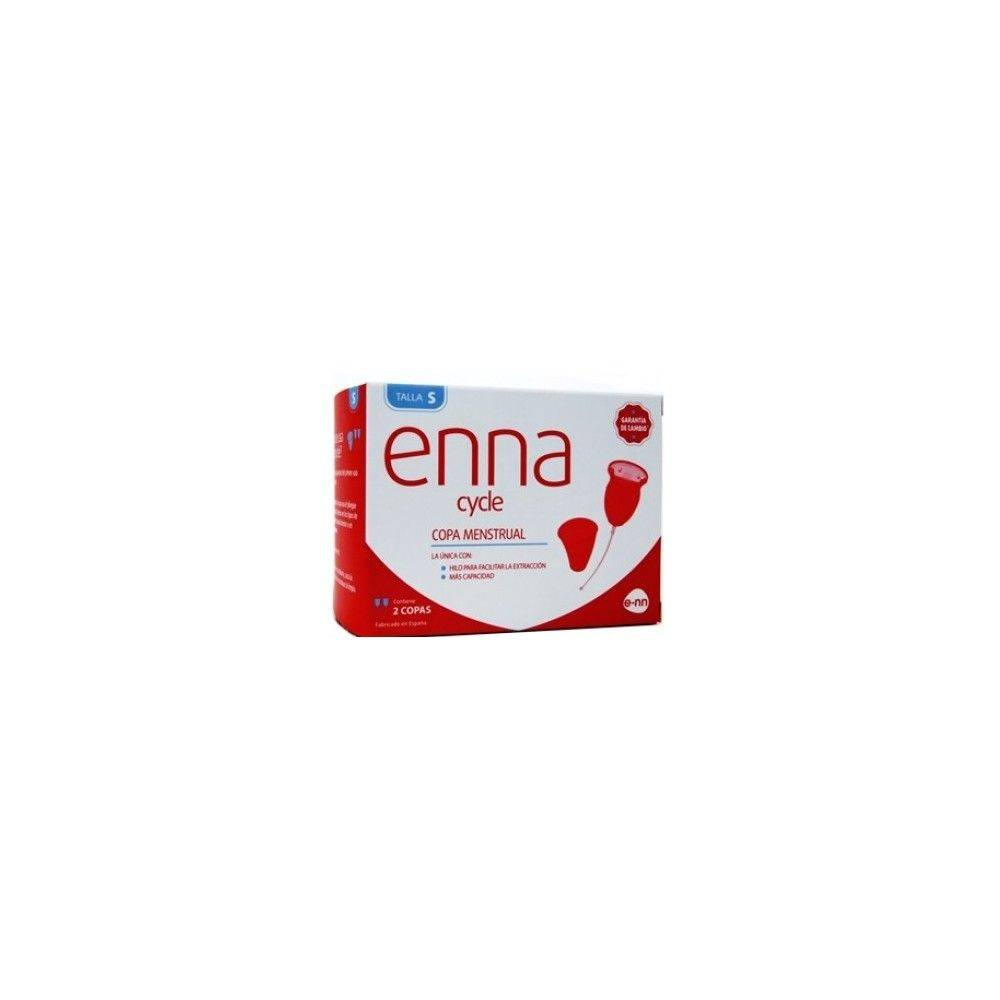 Enna Cycle Copa Menstrual Talla S 2 Copas