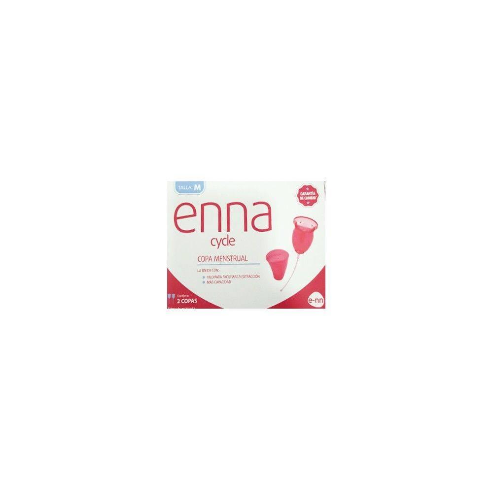 Enna Cycle Copa Menstrual Talla M 2 Copas