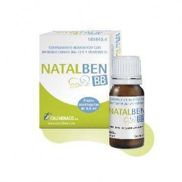 Natalben BB Frasco 8,6 Ml