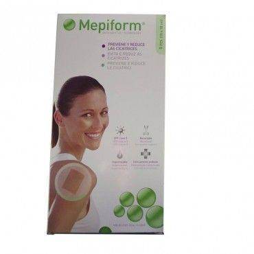 Mepiform Reductor De Cicatrices Silicona 10 x 18 Cm 5 Unidades