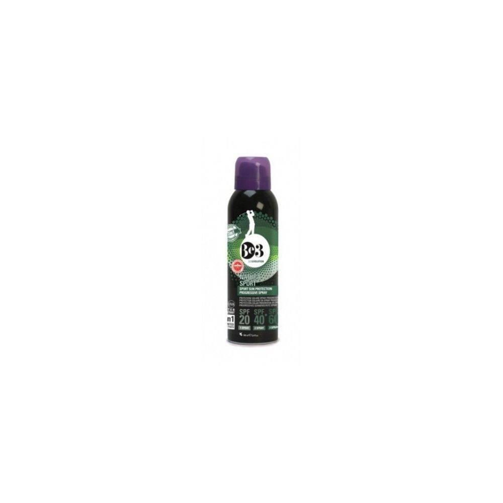 30 Farma Spray Progressive Solaire Gratuit Be3 Sport Crème 20 Natura 5jRq3cAS4L