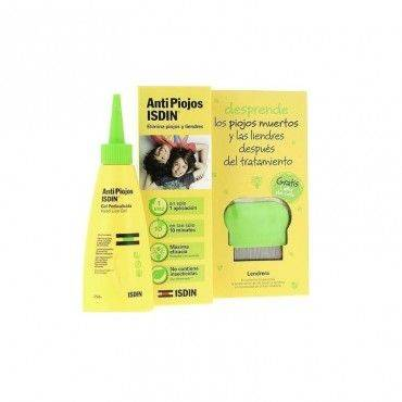 Antipiojos Isdin Gel Pediculicida 100 Ml + Lendrera Gratis