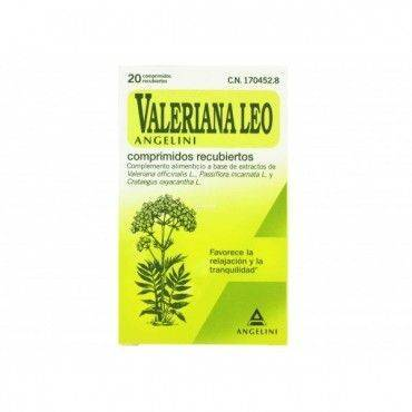 Valeriana Leo Angelini 20 Comprimidos