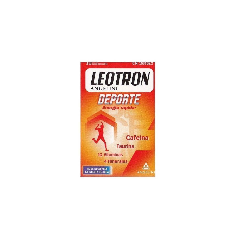Angelini Leotron Fast Energy 20 Sobres