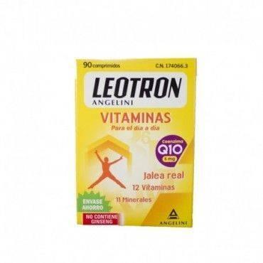 Angelini Leotron Vitaminas 90 Cápsulas