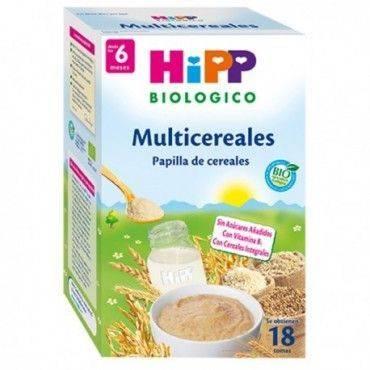 Hipp Multicereales 400 Gramos