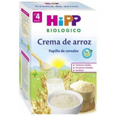 Hipp Crema De Arroz 400 Gramos