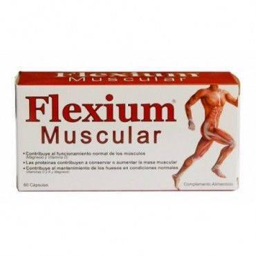 Flexium Muscular 60 Cápsulas