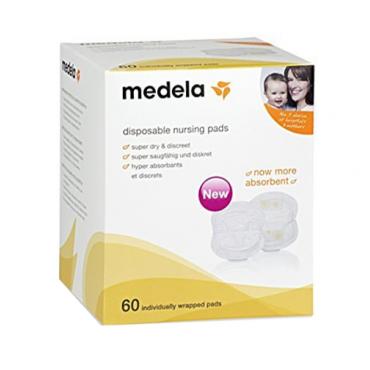 Medela Discos Absorbentes Desechables 60 Unidades