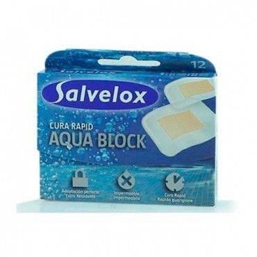 Salvelox Cura Rapid Apósito Adhesivo 2 Tamaños