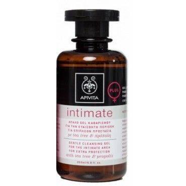 Apivita Intimate Plus Gel Limpiador Suave 200 Ml