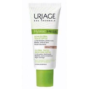 Uriage Hyséac 3-Regul Cuidado Con Color Spf 30 40 Ml