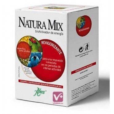 Aboca Natura Mix Revigorizante 20 sobres