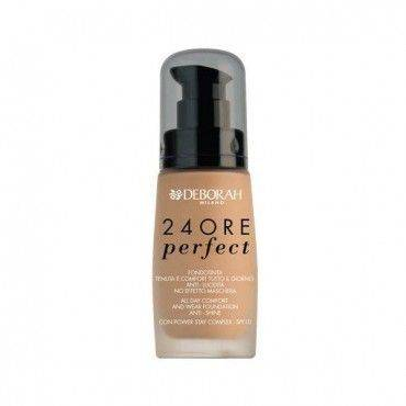 Deborah Milano 24 Ore Perfect Base Maquillaje 04 Apricot