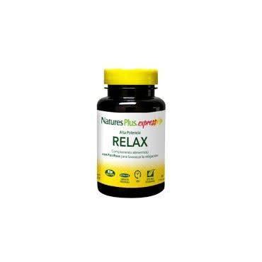 Natures Plus Express Relax 30 Comprimidos