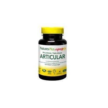 Natures Plus Express Articular 30 Comprimidos