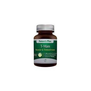 Natures Plus T-Man 30 Comprimidos