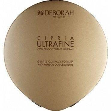 Deborah Cipria Ultrafine Polvos Compactos 02