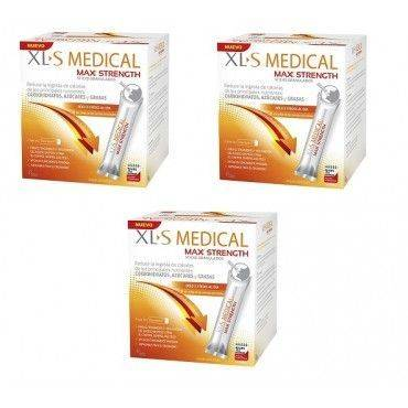 Xls Medical Max Strength Pack 3 x 60 Sticks