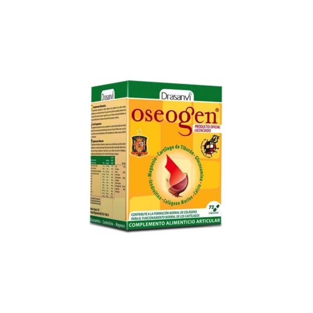 Drasanvi Oseogen Articular 72 Cápsulas
