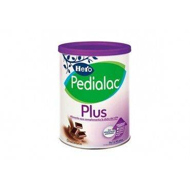 Hero Pedialac Plus Chocolate 800 Gramos