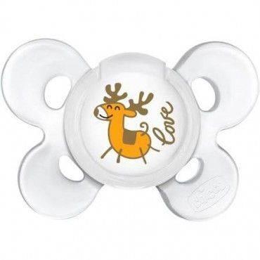 Chicco Silicona Physio Comfort Edición Navidad 0-6 Meses