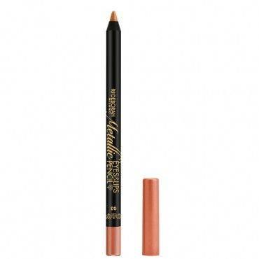 Deborah Milano Metallic Eyes Lips Pencil N.03