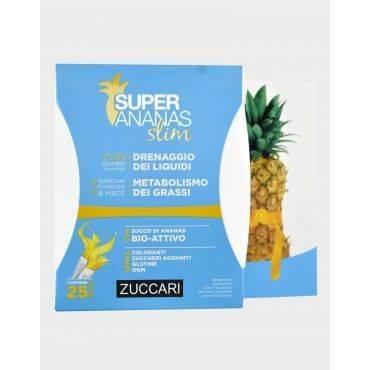 Super Zuccari Ananas Slim...