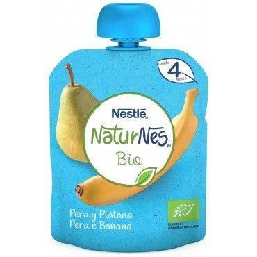 Nestlé Naturnes Bio Pera Y...
