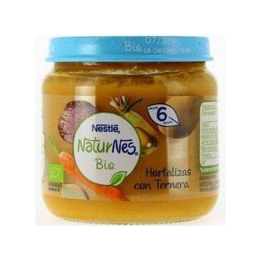 Nestlé Naturnes Bio Tarrito...
