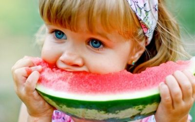 Guía para una alimentación saludable para niños
