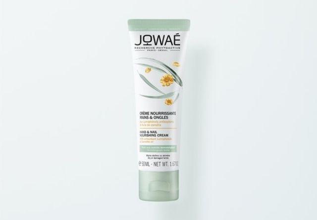 Jowae presenta una crema para el cuidado de uñas muy nutritiva