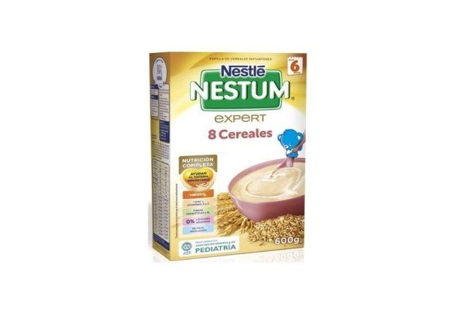 Nestum contiene prebióticos y probióticos