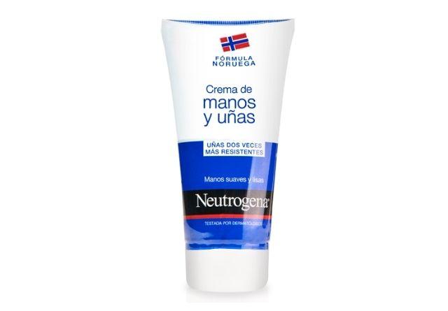 neutrogena, crema ideal para el cuidado de uñas
