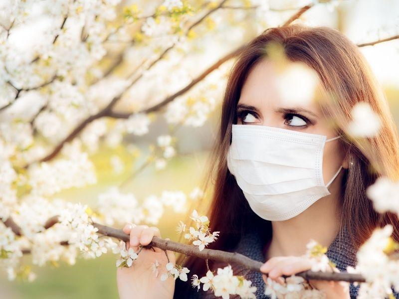 La alergia al polen es la alergia más común