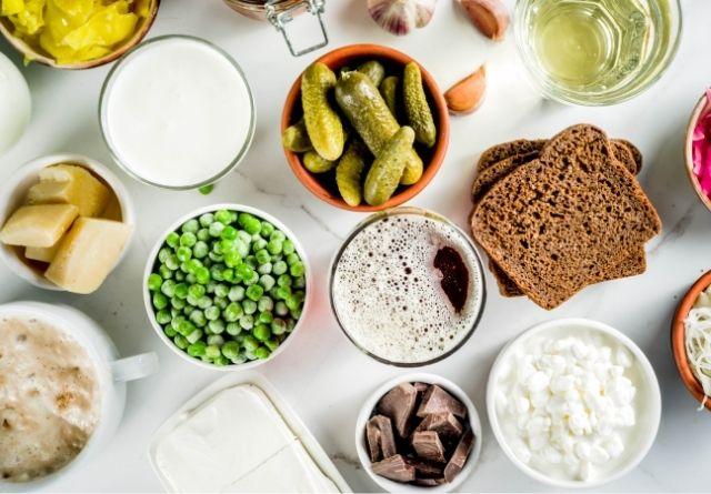 El yogur es el alimento rey de los probióticos