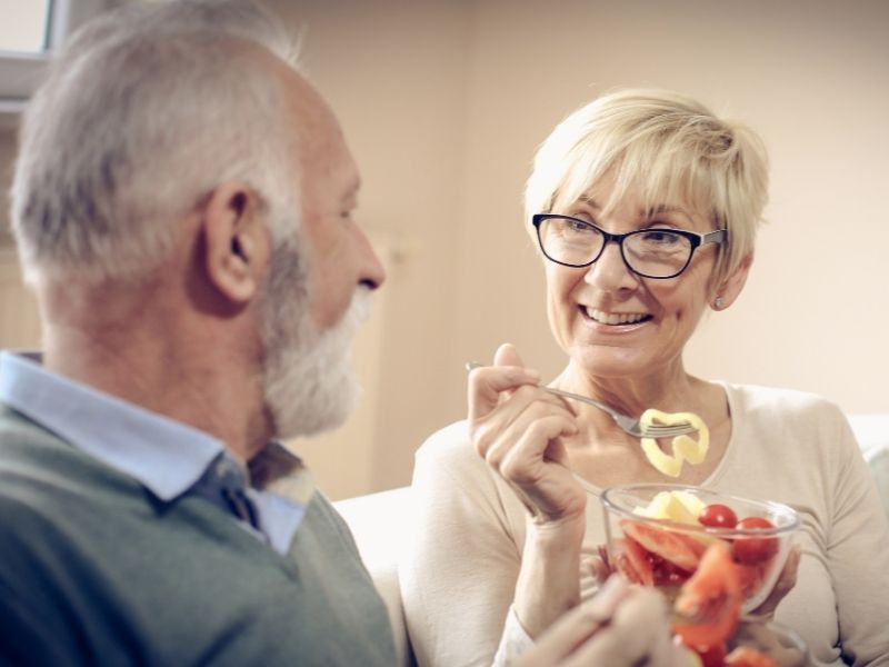 Un estilo de vida saludable prolonga los año libres de enfermedades