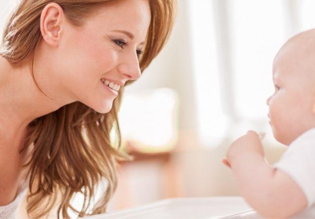 El método BLW para bebés aumenta la satisfacción familiar