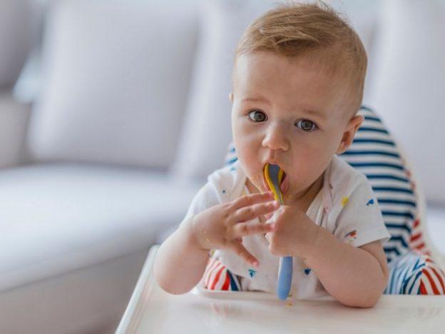 El método BLW y la alimentación infantil