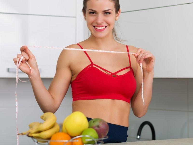 Mantener un peso saludable es esencial para una vida saludable