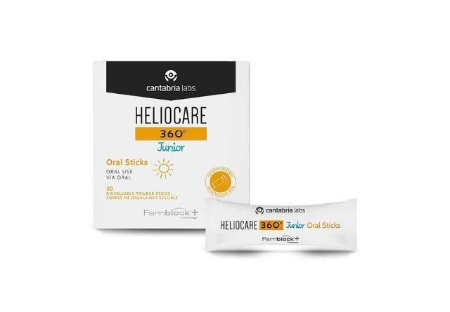 Tus hijos más protegidos con las cápsulas de Heliocare 360 junior