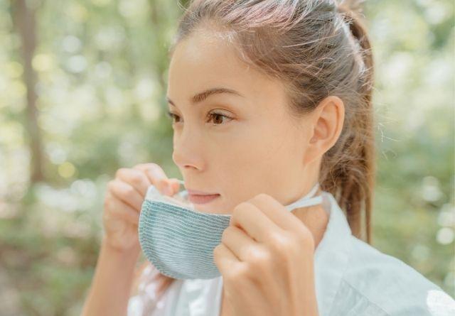 Recientemente ha aparecido el acné por el uso de macarilla