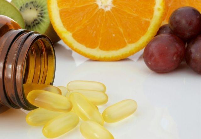 Vitaminas para tomar en primavera