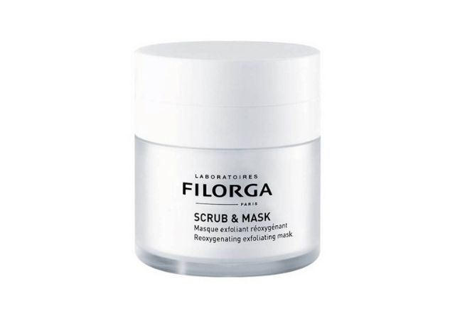 Esta exfoliante es de la prestigiosa marca Filorga.