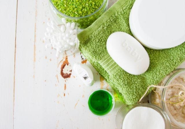 Es importante usar productos específicos para la higiene íntima.